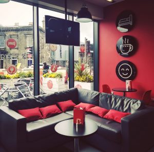 Edinburgh Haymarket Hub Hotel Review