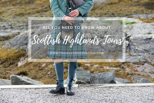 Scottish Highlands Tours from Edinburgh