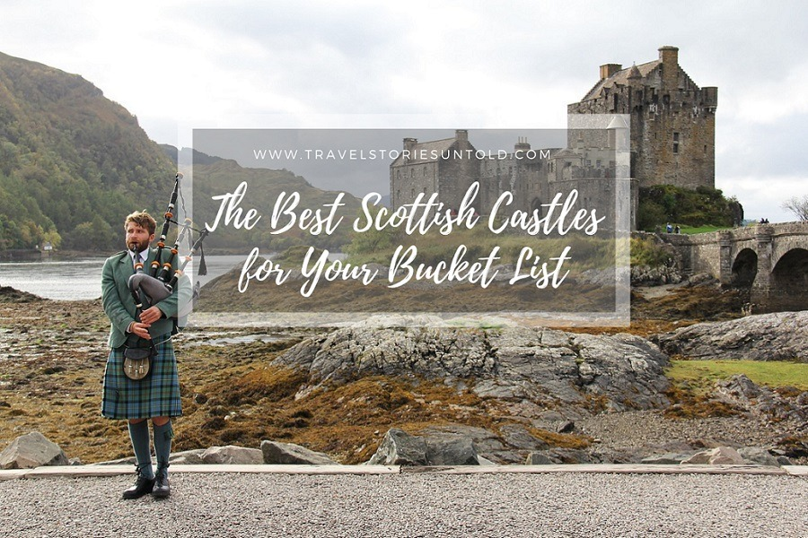 Best Castles in Scotland | Feature Image