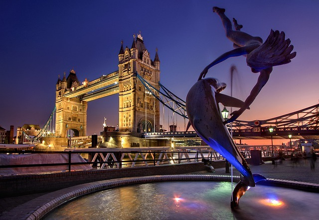 Featured Image for 4 Day London Itinerary blog post